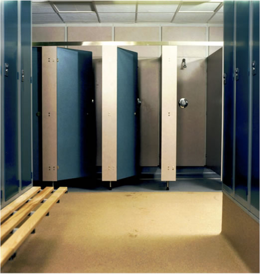 Ind-AH Marks-01 - Showers Locker Room