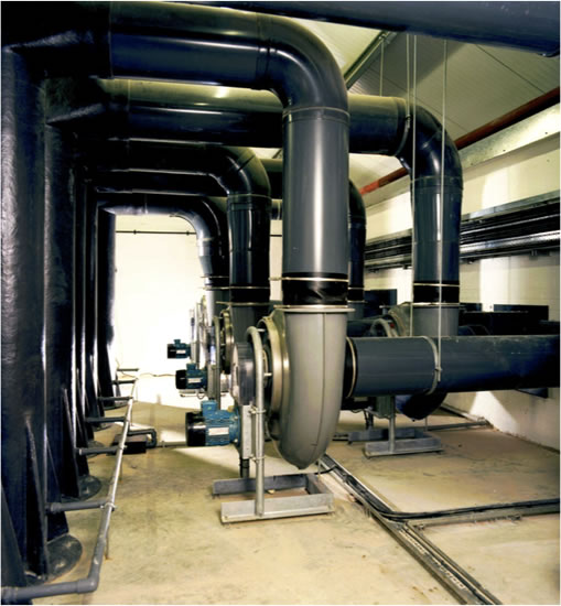 Ind-AH Marks-03 - Extraction Pipes