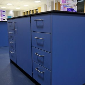 Middlesex University - Laboratory Furniture - 018