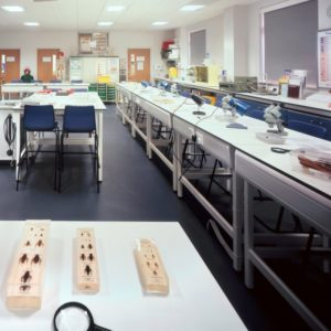 Middlesex University - Laboratory Furniture - 031