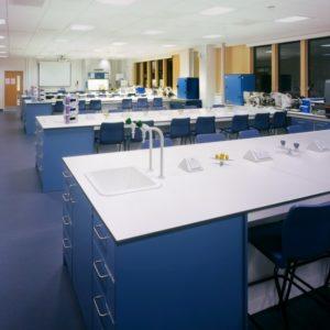 Middlesex University - Laboratory Furniture - 035