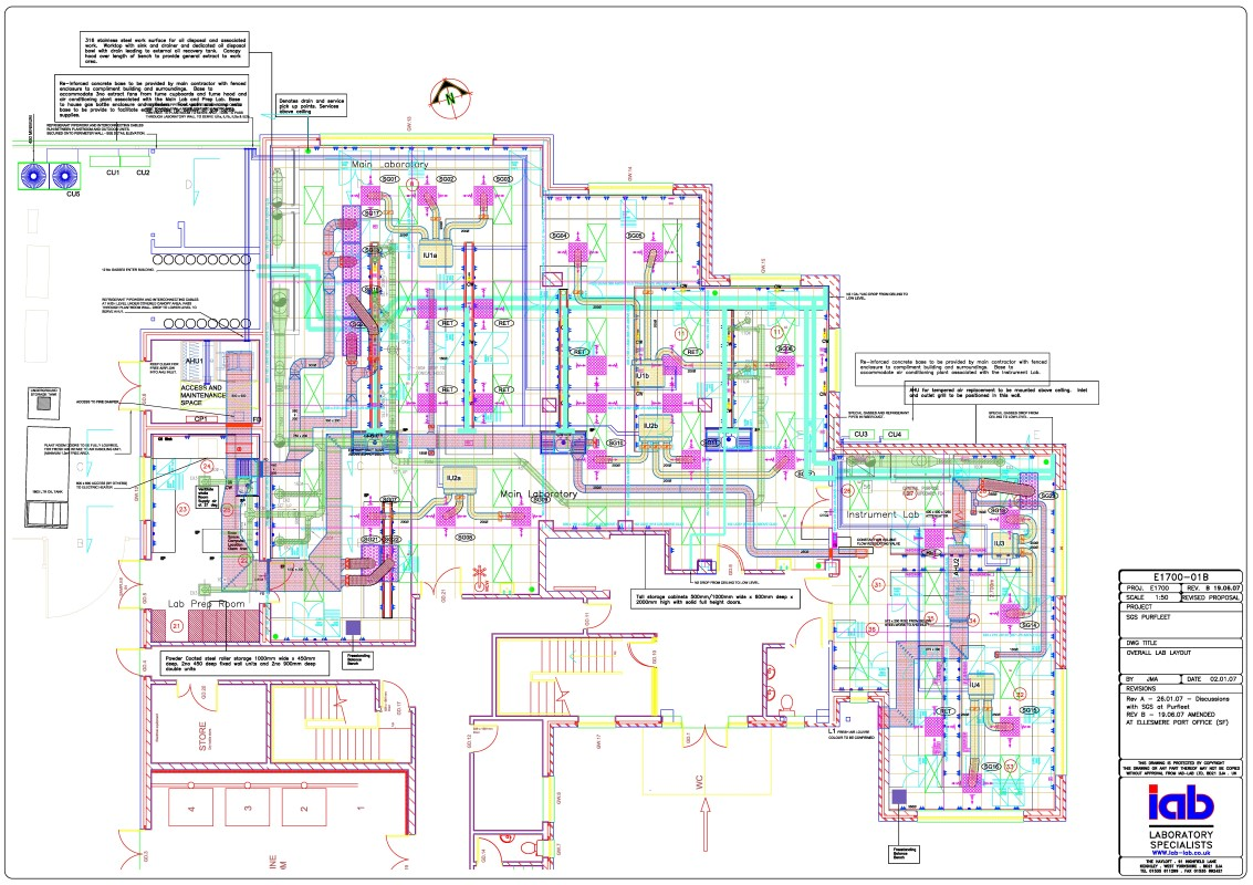 Laboratory Design Amp Consultancy Services Iab Lab