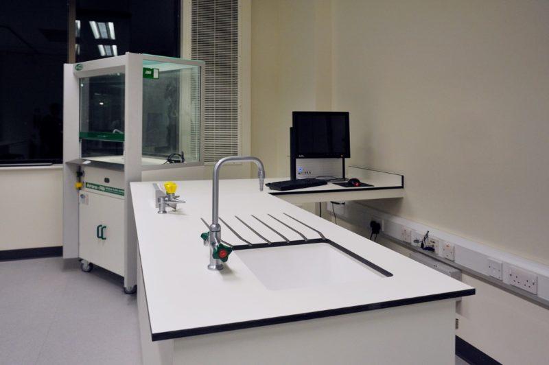 The Elmgreen School - Laboratory Furniture - 014