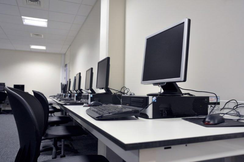 The Elmgreen School - Laboratory Furniture - 026