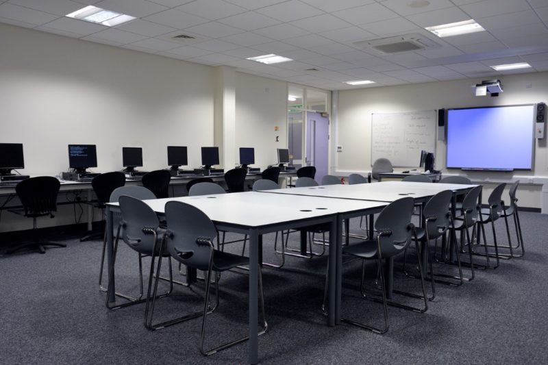 The Elmgreen School - Laboratory Furniture - 027