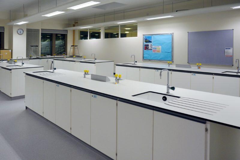 The Elmgreen School - Laboratory Furniture - 030