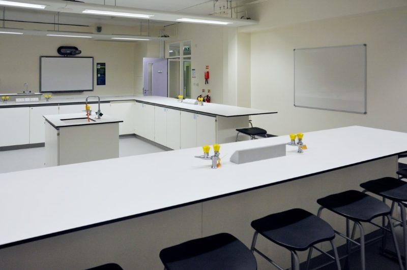 The Elmgreen School - Laboratory Furniture - 032