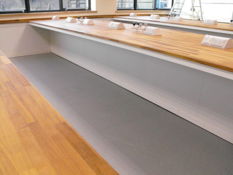 SGS Ellesmere Port - Laboratory Furniture - 006