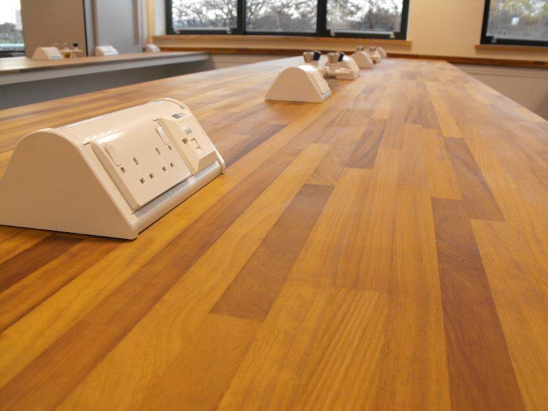 SGS Ellesmere Port - Laboratory Furniture - 007