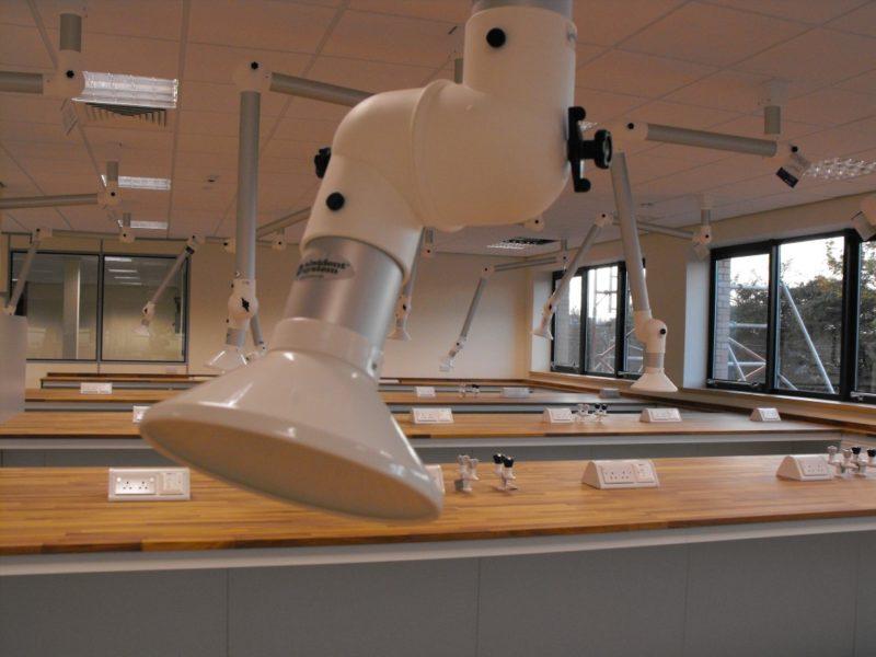 SGS Ellesmere Port - Laboratory Furniture - 008