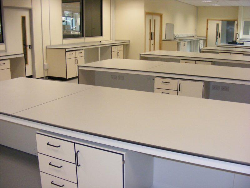 SGS Ellesmere Port - Laboratory Furniture - 013