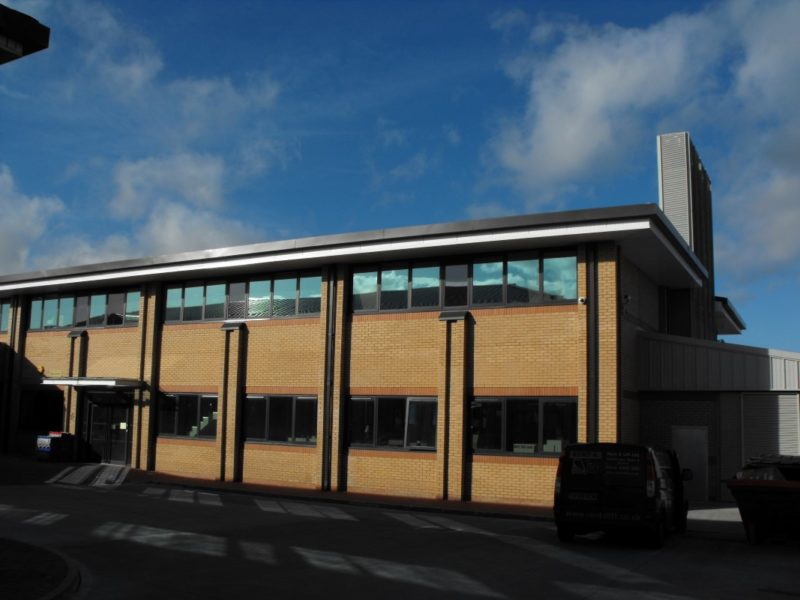 SGS Ellesmere Port - Laboratory Furniture - 015