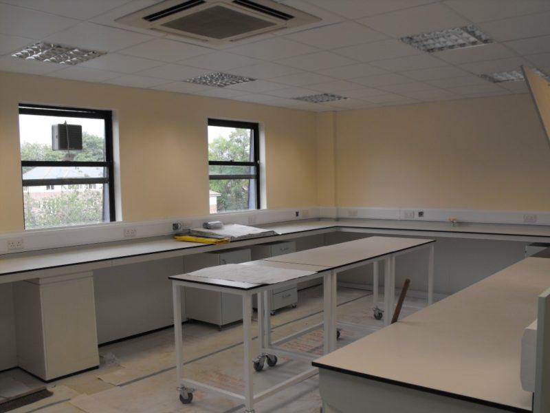 Spire Healthcare Manchester Micro - Laboratory Furniture - 19