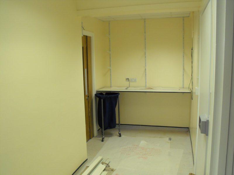 Spire Healthcare Manchester Micro - Laboratory Furniture - 20