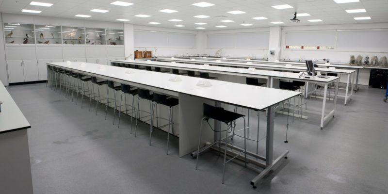University of Derby T102 and T103 - Laboratory Furniture - 03