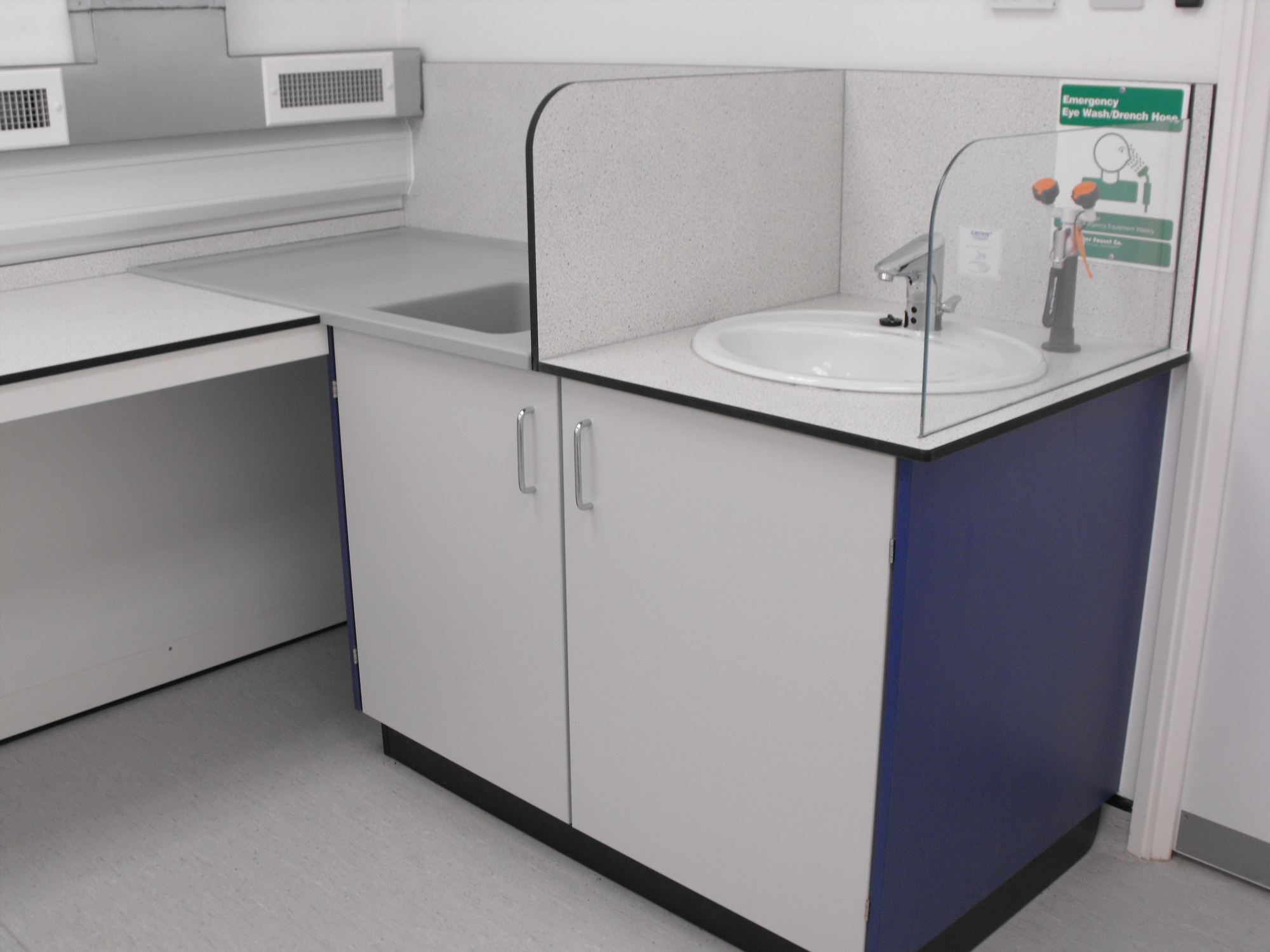Trimega manchester dna testing lab iab lab for Furniture keighley