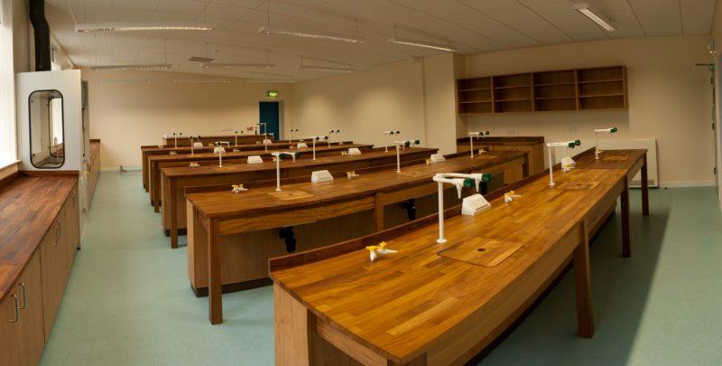 Ermysteads Grammar School - Phase 3 - Laboratory Furniture - 03