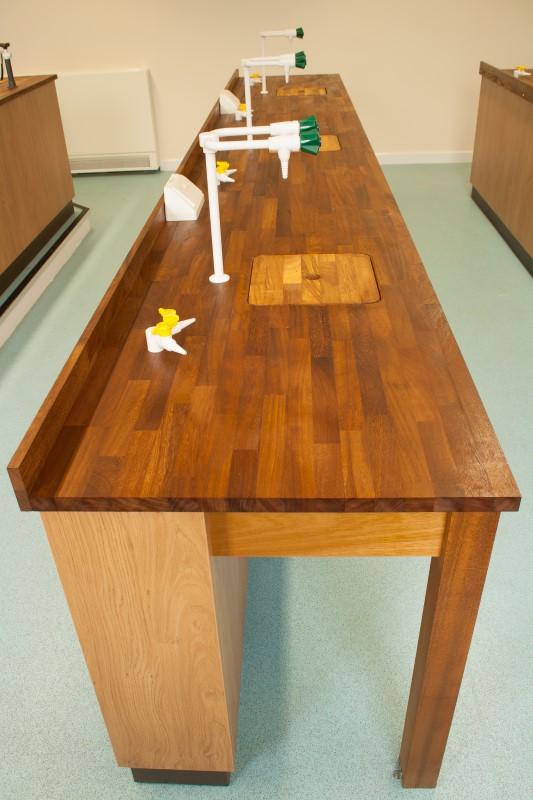 Ermysteads Grammar School - Phase 3 - Laboratory Furniture - 10