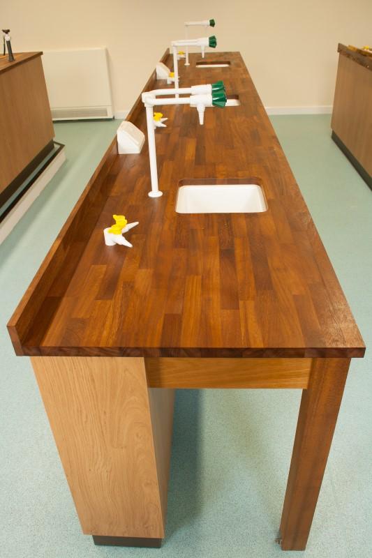 Ermysteads Grammar School - Phase 3 - Laboratory Furniture - 11