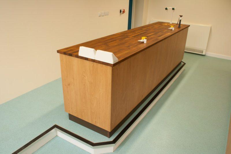 Ermysteads Grammar School - Phase 3 - Laboratory Furniture - 13