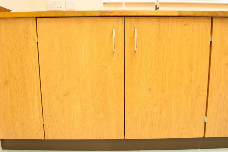 Ermysteads Grammar School - Phase 3 - Laboratory Furniture - 18