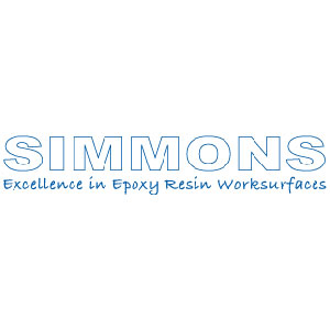 Simmons Epoxy Resin Laboratory Worktops