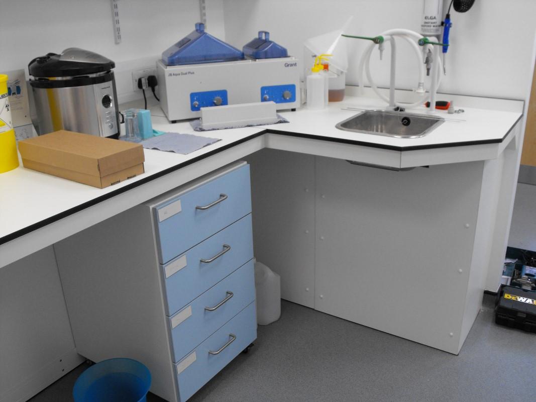 Cellular Pathology Services - Phase 2 - Laboratory Refurbishment - 10