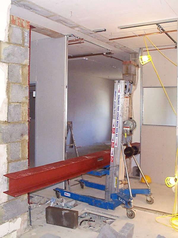 Amgen Biovex - Lab Refurbishment - 02