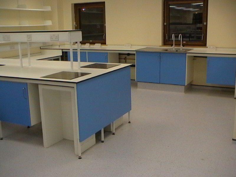 Amgen Biovex - Lab Refurbishment - 11