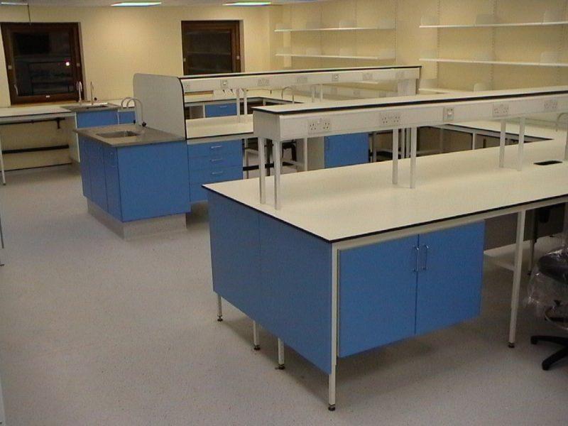 Amgen Biovex - Lab Refurbishment - 12