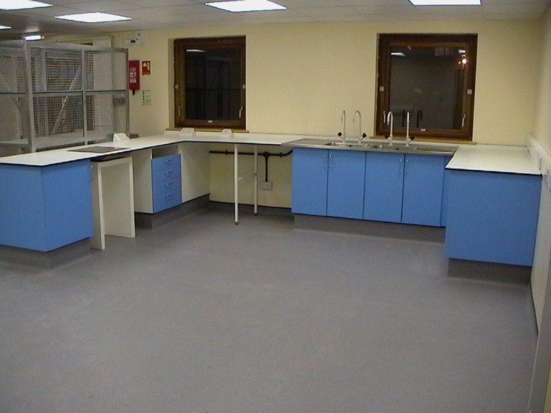 Amgen Biovex - Lab Refurbishment - 15