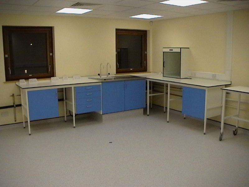 Amgen Biovex - Lab Refurbishment - 16