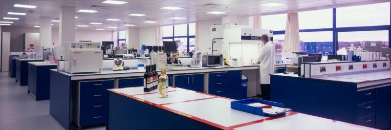 Iab-Lab-Project-Constellation-Europe-Laboratory-Furniture- Lab Workspace Cabinets Lab Equipment Plug Sockets Fume Cupboard