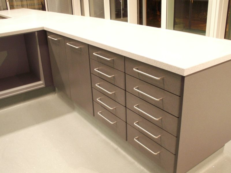 AES Horsley Water Treatment Works - Laboratory Furniture - 2