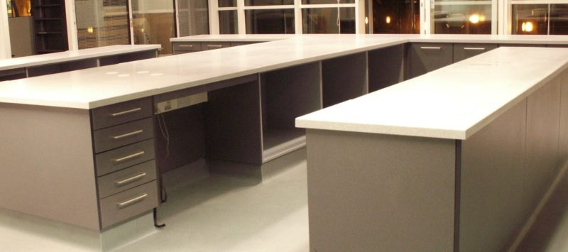 AES Horsley Water Treatment Works - Laboratory Furniture - 03