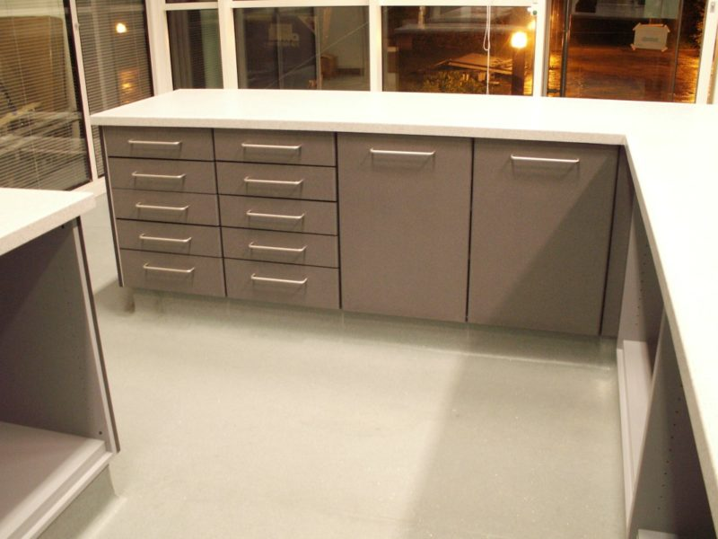 AES Horsley Water Treatment Works - Laboratory Furniture - 05