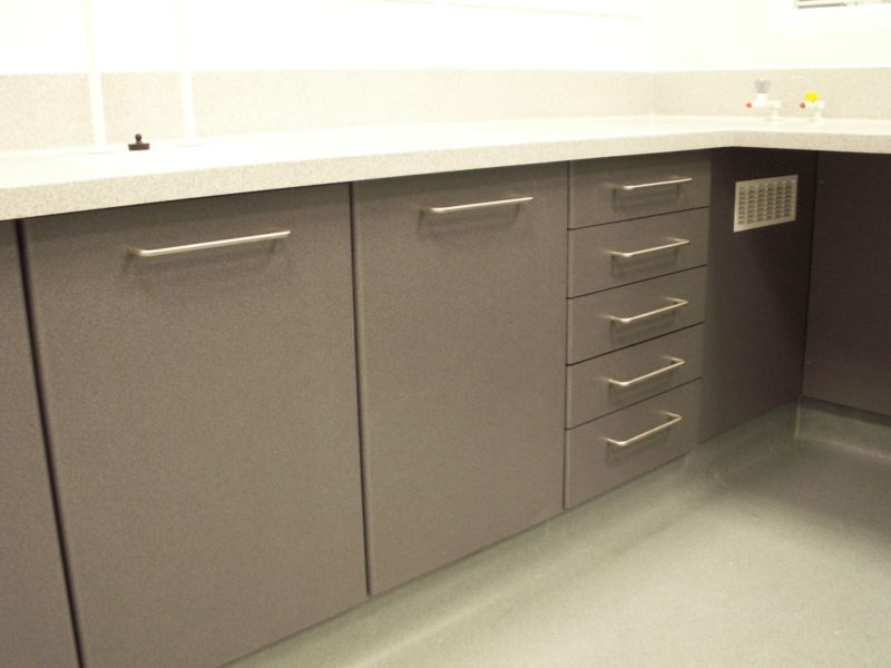 AES Horsley Water Treatment Works - Laboratory Furniture - 12