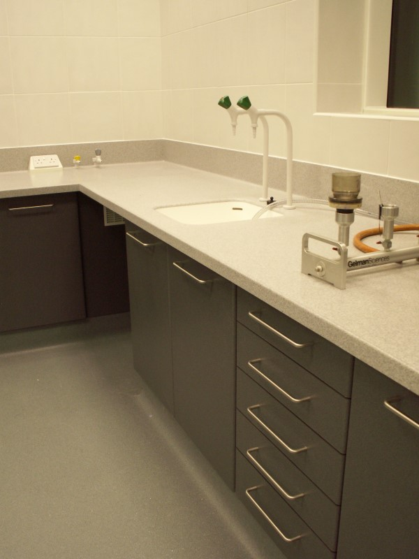 AES Horsley Water Treatment Works - Laboratory Furniture - 14