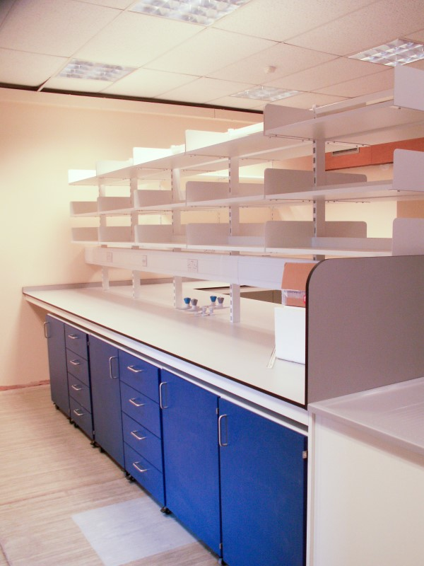 Institute of Grassland Environmental Research - Laboratory Furniture - 06