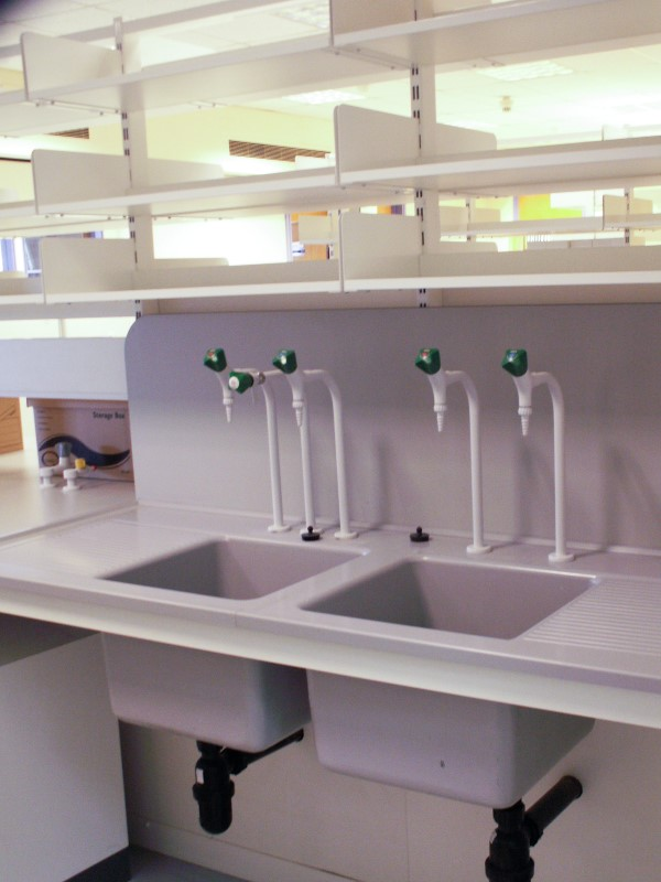 Institute of Grassland Environmental Research - Laboratory Furniture - 09