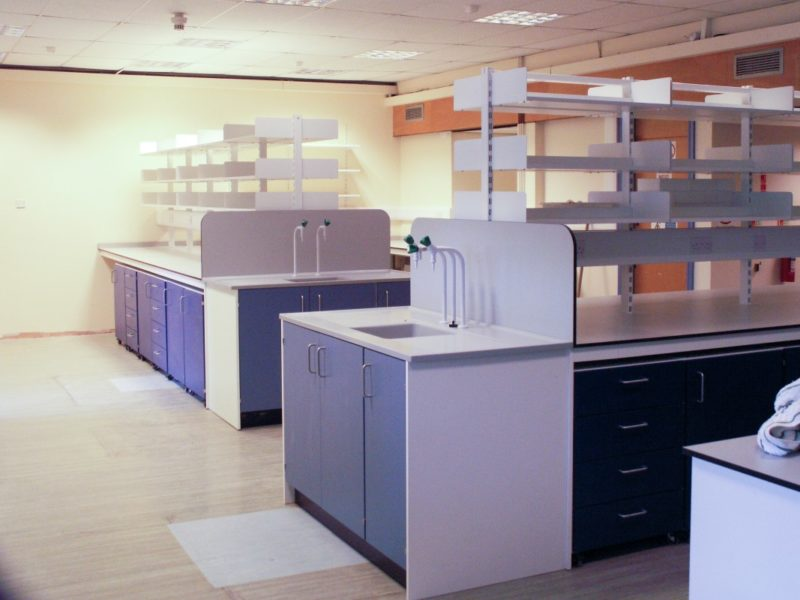 Institute of Grassland Environmental Research - Laboratory Furniture - 10