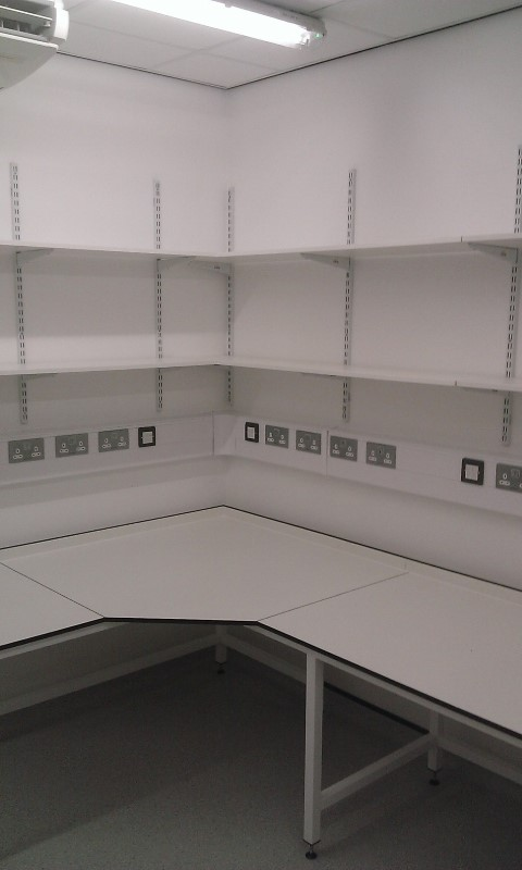 The Royal Marsden Nhs Ftrust - CMP Dark Room - 03