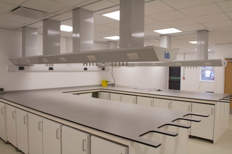 C4952 - Lab Furniture Sheffield - 11