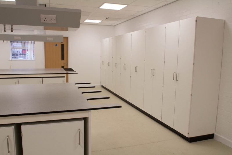 C4952 - Lab Furniture Sheffield - 12