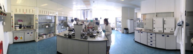 C5058 - Innospec - Lab 18 - Ellesmere Port - Hair Care Testing Laboratory Refurbishment - Before - 01_1000x281