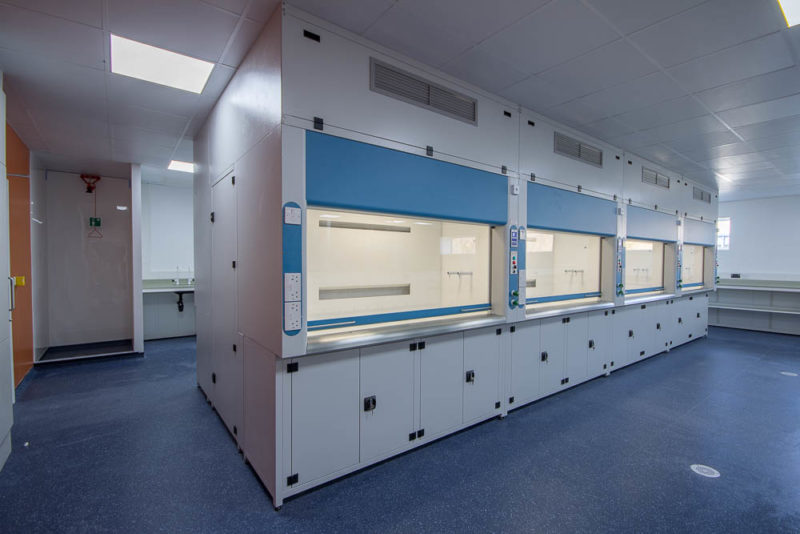 C5005 - Conwy - North Wales - Finished - Laboratory Refurbishment - 0002