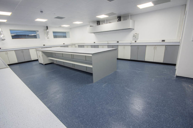 C5005 - Conwy - North Wales - Finished - Laboratory Refurbishment - 0006