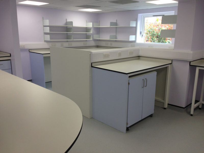 Spire Healthcare - Cambridge Pathology Laboratory Refurbishment - 20