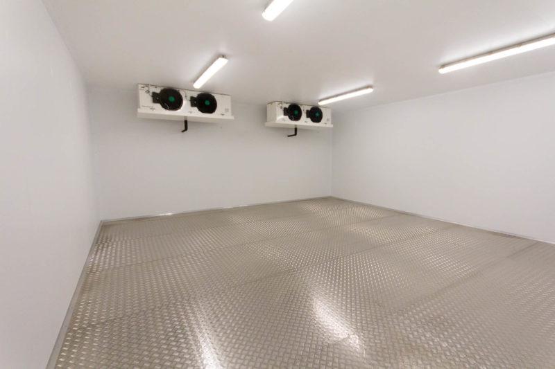 C5147 - Alere Abingdon - Unit 21 - Warehouse Laboratory Convertion Refurbishment - Air Ventilation Fans