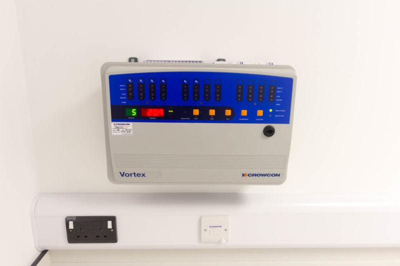 C5147 - Alere Abingdon - Unit 21 - Warehouse Laboratory Convertion Refurbishment - Gas Detector